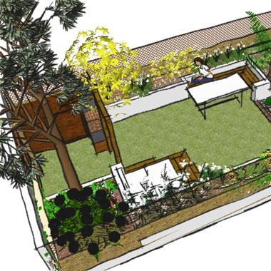 Natxomantenimiento | Turre | Spain Property Management | Dry Car Cleaning | Diseño y creación de jardines interiores y exteriores